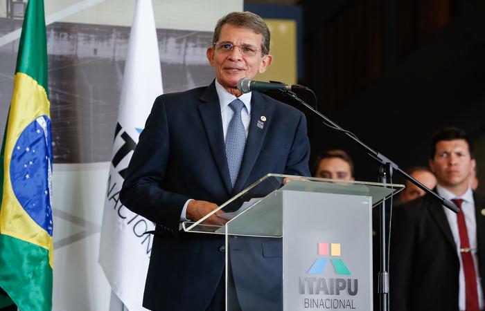 Pernambucano ocupava a presidência da Itaipu Binacional.  (Foto: Alan Santos/PR )