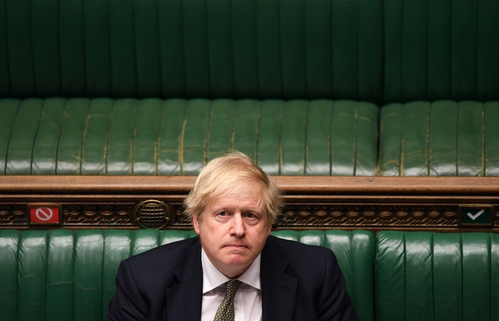 (Foto: Jessica Taylor/AFP/UK Parliament)