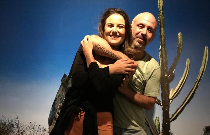 Úrsula Corona e Daniel Gonzaga (Foto: Divulgação)