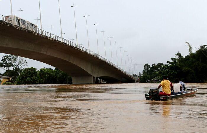(Foto: Sérgio Vale/Agência de Notícias do Acre)