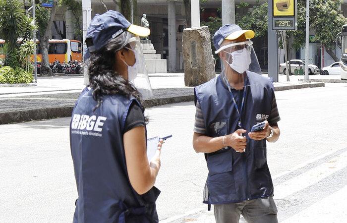 Remuneração é feita por produtividade e IBGE disponibilizou simulador para estimar salário. (Foto: Acervo IBGE/Divulgação)