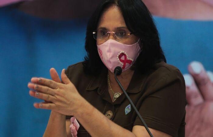 Ministra e o chanceler participaram do Conselho de Direitos Humanos (Foto: Marcello Casal Jr/Agência Brasil )