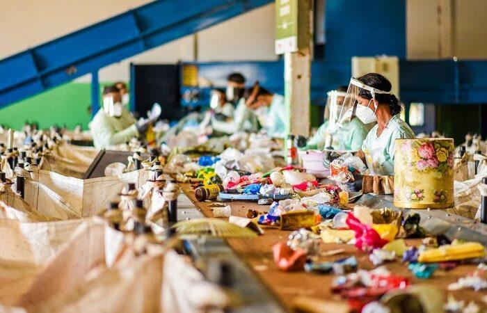 Município do Sertão deve ganhar unidade de tratamento e reciclagem (Foto: Recicleiros/Divulgação)