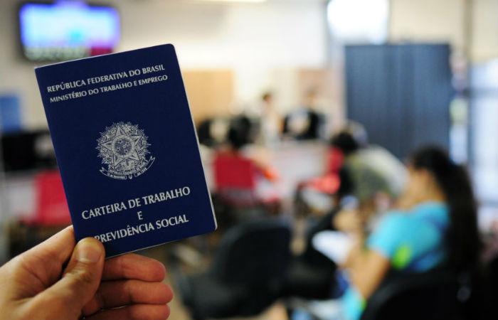 (Na média, a taxa de desemprego foi de 13,5% em 2020, a maior para um ano desde 2012. Foto: Pedro Ventura / Agência Brasília )