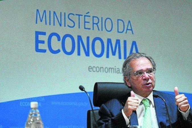 (Segundo o ministro, dinheiro poderia ser usado para ampliar o orçamento com o Bolsa Família se governo avançasse nas privatizações. Foto: Edu Andrade/Ascom/ME)