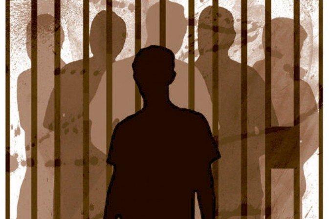 (Os executados foram condenados por assassinatos cometidos nos últimos anos nas regiões de Alexandria e Beheira. Foto: Caio Gomez/CB/D.A Press)