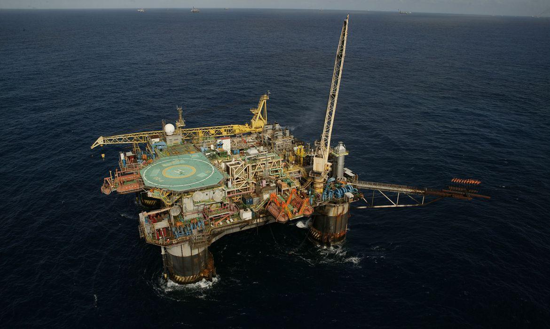 (Produção da camada pré-sal chegou a 2,07 milhões de barris de petróleo. Foto: Geraldo Falcão/Agência Petrobras)