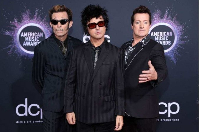 (Segundo o jornalista José Norberto Flesch, a banda Green Day substituirá o grupo Guns N%u2019 Roses, principal nome do line-up original do festival. Foto: Rich Fury/Getty Images/AFP)