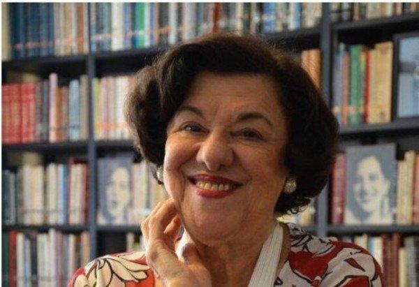 (Escritora detentora de cadeira na Academia Brasileira de Letras é responsável por títulos como 'Marcelo marmelo martelo' e 'Ninguém gosta de mim'. Foto: Nágila Rodrigues/Divulgação)