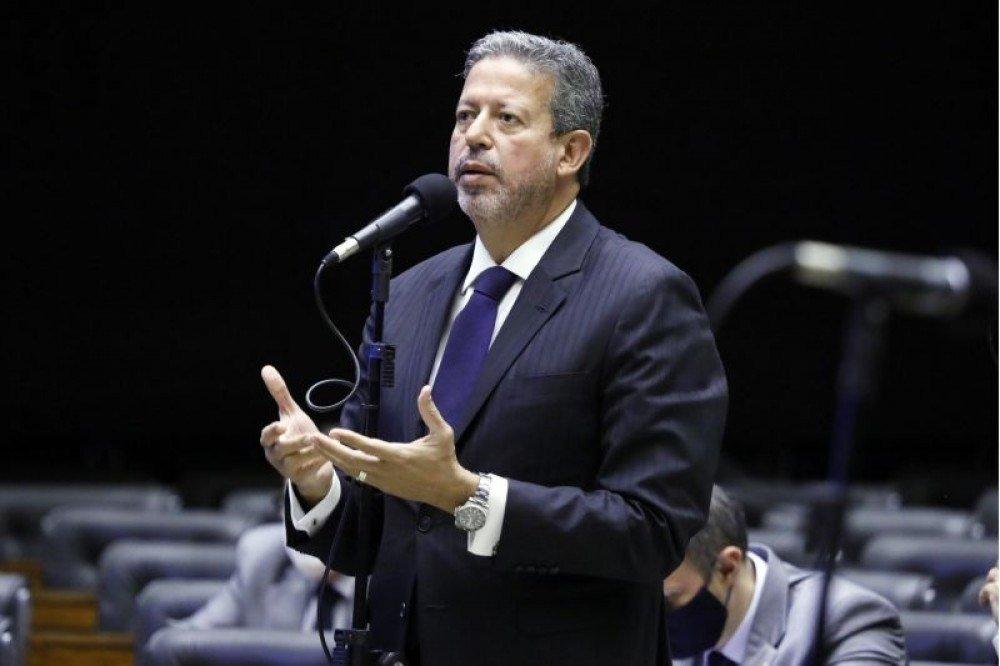(Presidente da Câmara falou nos valores na abertura da reunião com governadores na tarde desta terça-feira (2). Foto: Maryanna Oliveira/Camara dos Deputados)