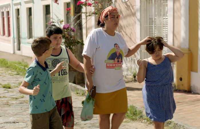 Filme teve cenas gravadas em Olinda, no Grande Recife (Foto: Divulgação)