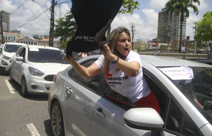 Deputada estadual Clarissa Tércio (Foto: Rômulo Chico/Esp. DP FOTO)