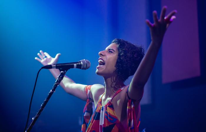 A MVB, subgênero criado pela cantora, inspirou espetáculo, videoclipes e EP. (Foto: Mariana Souto/Divulgação)