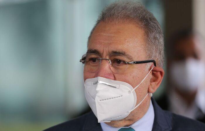 Médico tomou posse em solenidade privada no Palácio do Planalto  (Foto: Fábio Rodrigues Pozzebom/Agência Brasil)