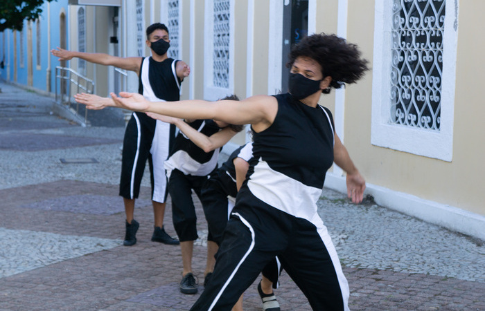 Espetáculo 'Transiterrifluxório' ganha nova abordagem e cenários na versão em vídeo  (Foto: Divulgação)