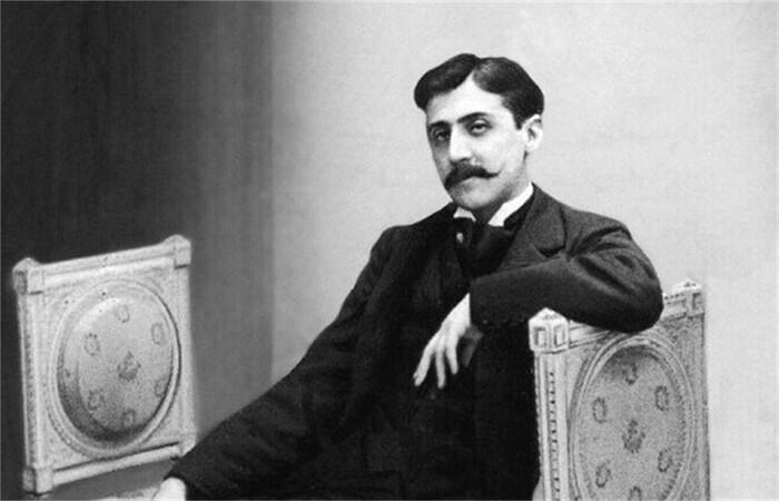 O escritor francês Marcel Proust (Foto: Reprodução)