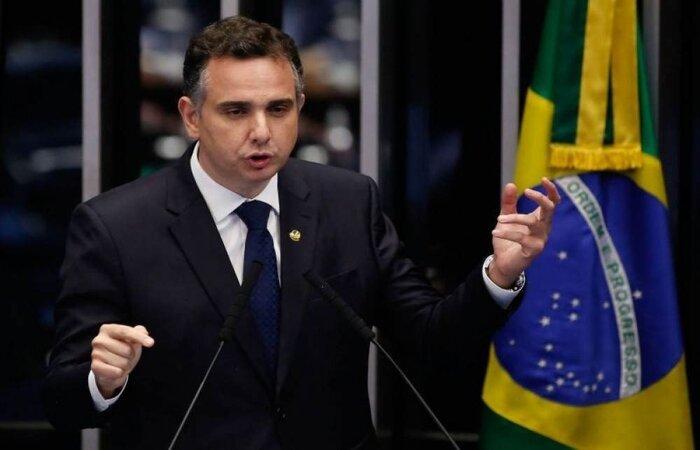 Presidente do Senado alerta que cenário fiscal do país impede continuidade do benefício com o mesmo valor de 2020  (Foto: Reprodução/TV Globo)