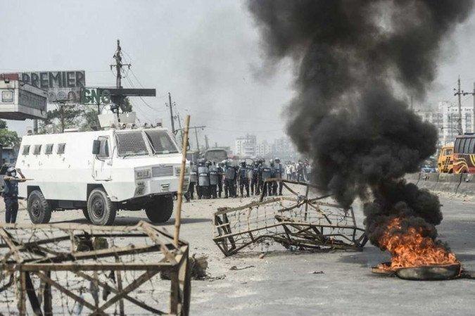 (Foto: Munir Uz zaman / AFP)