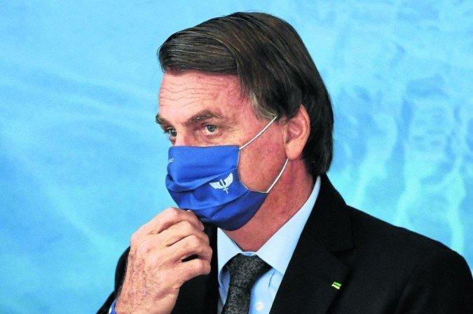 (Foto: Evaristo Sá/AFP - 22/3/21)