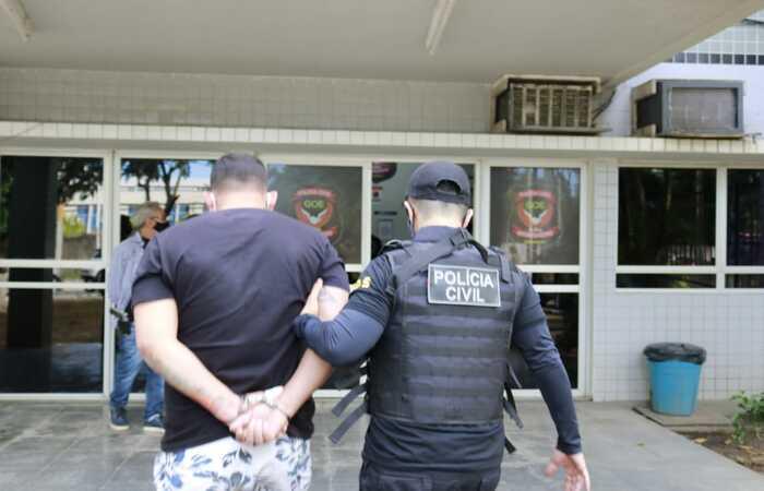 (Foto: Polícia Civil/ Arquivo)