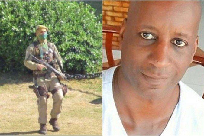 (Presidente da Fundação Palmares defendeu a morte de Wesley Góes, de 38 anos, como um ato heroico. Segundo a PM, o soldado foi abatido após ter um surto psicótico e atirar em colegas. Foto: Reprodução)