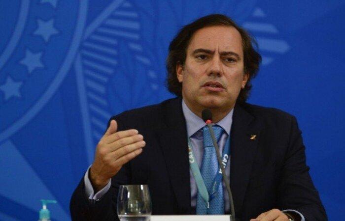 Presidente da Caixa disse que a atualização é recomendada, mas não impede o recebimento (Marcello Casal Jr/Agência Brasil)