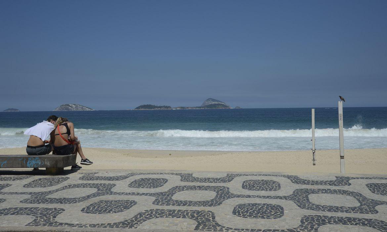 (Em cinco dias de restrições foram feitas 5.098 autuações na capital. Foto: Tânia Rego/Agência Brasil)