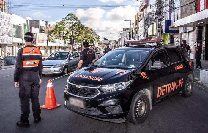 (Foto: Detran-PE/Divulgação )