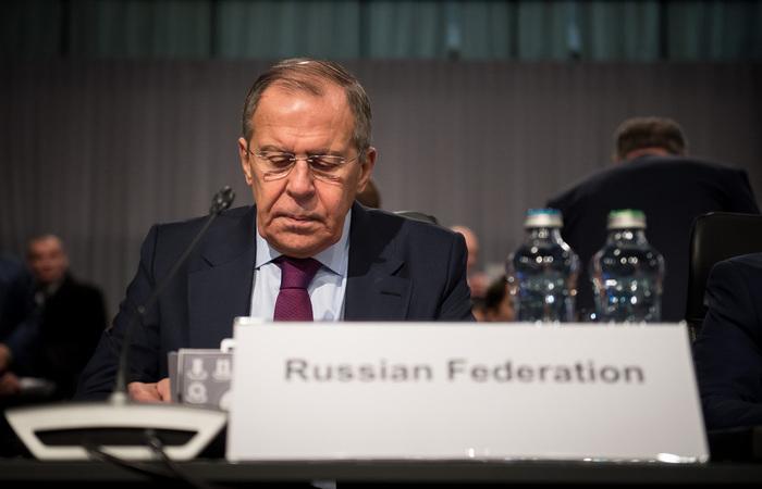 """""""Fomos pioneiros do movimento que promove a igualdade dos direitos das pessoas de qualquer cor"""", disse o ministro russo (Foto: Vladimir Simicek/AFP)"""