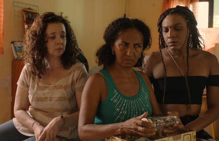 O curta Inabitável, de Enock Carvalho e Matheus Farias, foi escolhido como Melhor Filme Pernambucano (Foto: Divulgação)