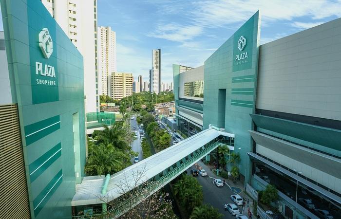 O Plaza Shopping vai funcionar das 10h às 17h no feriado. (Foto: Plaza Shopping/Divulgação)