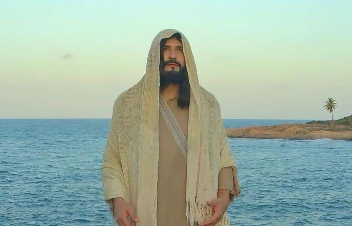 O projeto é realizado pelo ator Hemerson Moura, escolhido em 2017 para substituir José Pimentel no papel de Jesus na Paixão de Cristo do Recife (Foto: Divulgação)