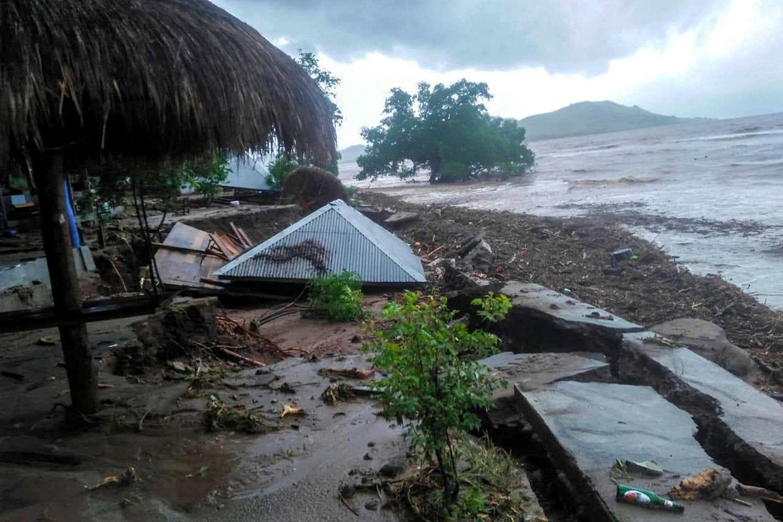 (Foto: HANDOUT / Indonesian National Board for Disaster Management (BNPB) / AFP)