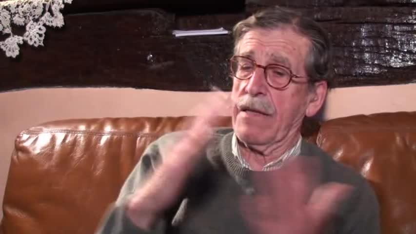 ('Ele sofreu um derrame cerebral há quatro ou cinco anos e ficou muito mal. Foto: Reprodução/Youtube)