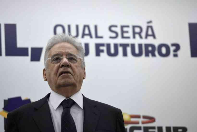 (FHC foi o 34º presidente da República Federativa do Brasil entre 1995 e 2003. Foto: Arquivo/Agência Brasil)