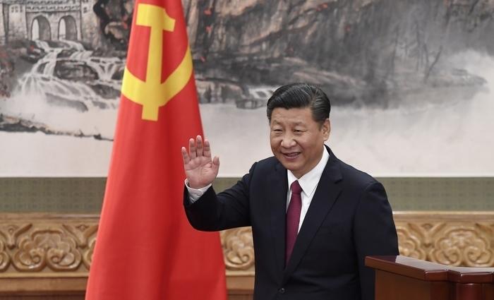 (Xi Jinping ainda destacou que as relações sino-européias disponibilizam novas oportunidades para o desenvolvimento.  Foto: WANG ZHAO / AFP)