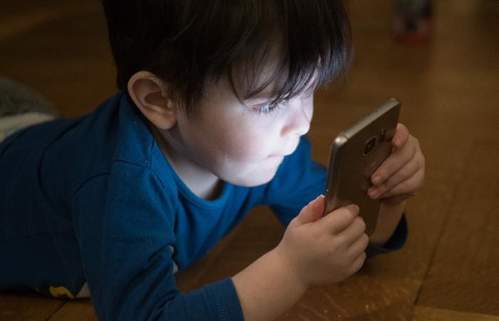 Dispositivos eletrônicos não devem ser usados antes dos dois anos de idade (Foto: Pixabay/Reprodução)