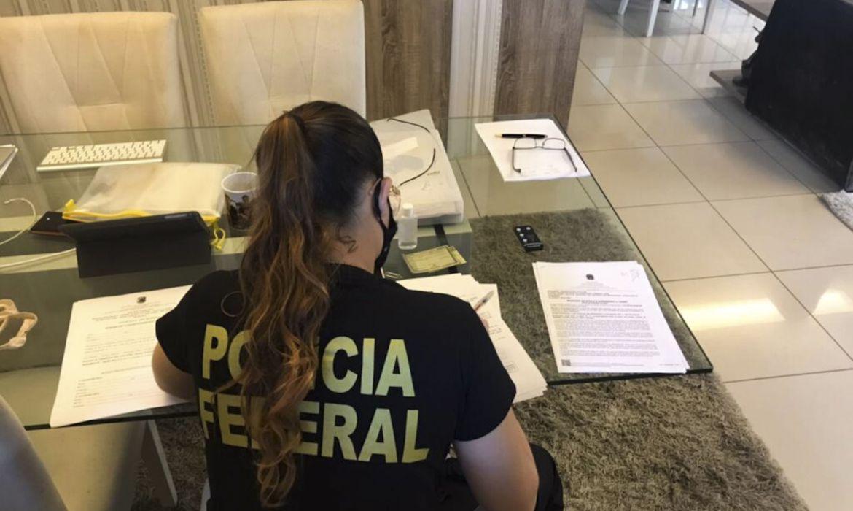 (Foto: Operação Tempo Real / Polícia Federal)