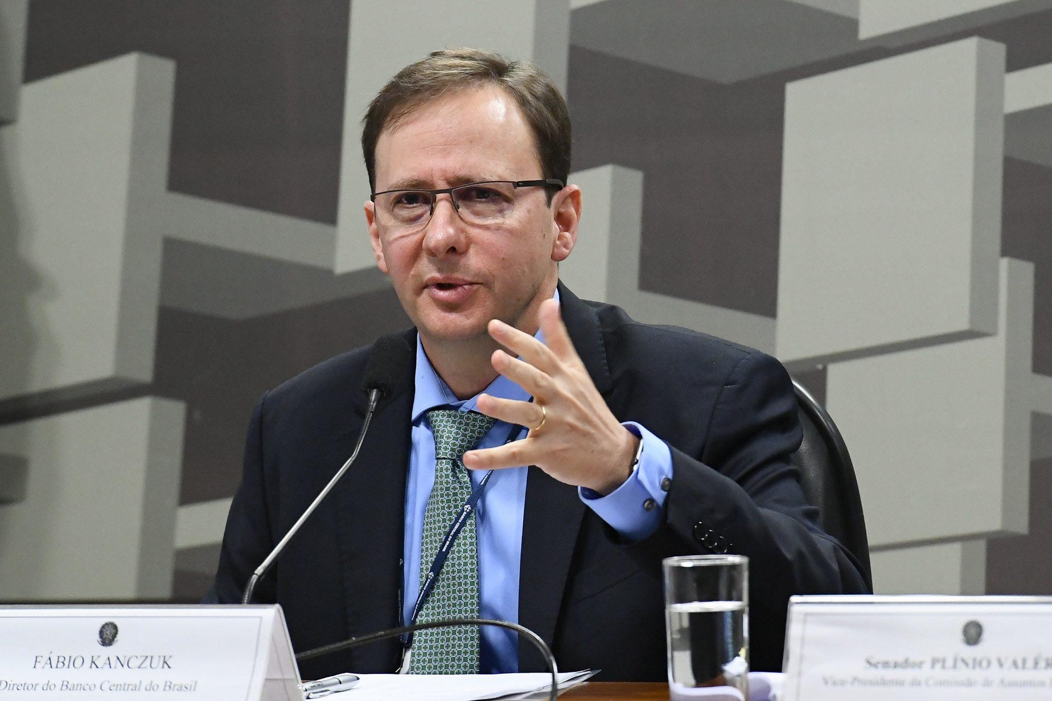 (Segundo Fabio Kanczuk, hoje o BC trabalha com uma taxa nominal neutra de 6,5%, que considera uma taxa real neutra de 3% e uma inflação de 3,5%. Foto: Geraldo Magela/Agência Senado)