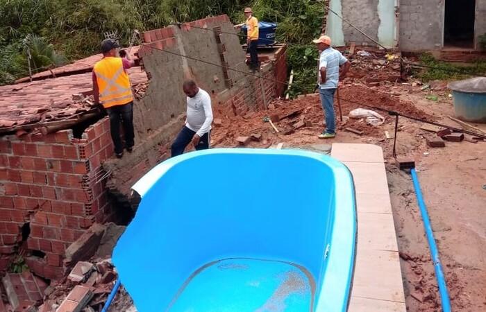 (Foto: Divulgação/Defesa Civil de Camaragibe)