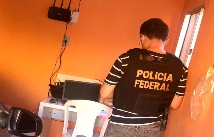 (Comunicação Polícia Federal/ Divulgação)