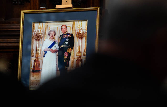(Bianca DE MARCHI / POOL / AFP)