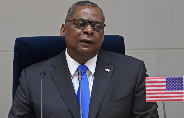 Lloyd Austin, Secretário de Defesa dos Estados Unidos (Money SHARMA / AFP)