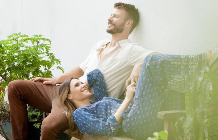 O casal está junto há 19 anos e tem três filhos  (Foto: Reprodução/Instagram/Tato Belline )