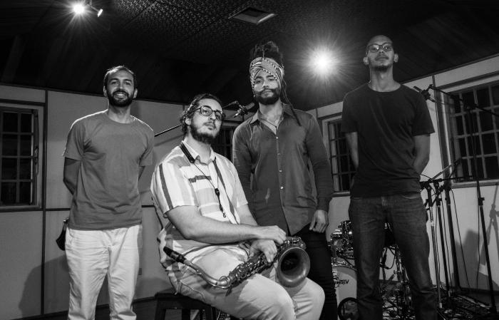 Henrique Albino Quarteto (Foto: Eládio Ferreira/Divulgação)
