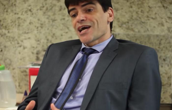 Corporação alega que a troca está dentro do contexto de mudanças na instituição. Saraiva acusa o ministro do Meio Ambiente por organização criminosa  (crédito: reprodução/YouTube)