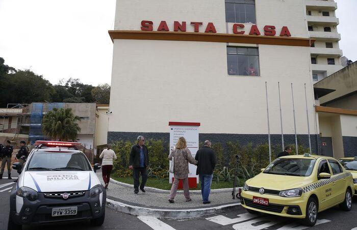 No Senado, entidade estima em R$ 8 bilhões a dívida das instituições  (Tânia Rego/Agência Brasil)