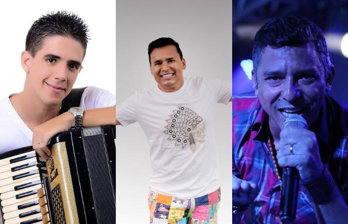 Jorge Neto, Almir Rouche e Rodrigo Raposo (Foto: Divulgação)