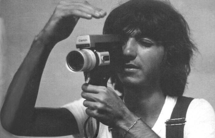 Geneton Moraes Neto foi um dos importantes nomes do Ciclo Super-8 em Pernambuco, que marcou os anos 70 (Foto: Cinemateca Pernambucana/ Divulgação)