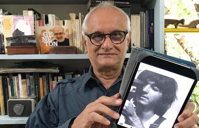 O pesquisador Paulo Cunha encontrou o material enquanto desenvolvia a biografia do cineasta e decidiu lançar o compilado à parte (Foto: Divulgação)